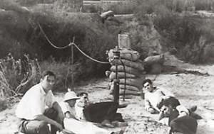 GALCIT Static Test Site 1936