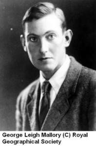 George Leigh-Mallory