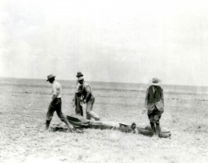 Goddard Rocket Crash