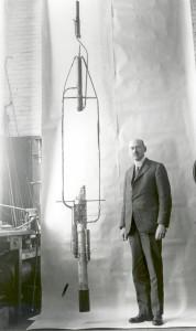 Goddard Rocket Engine 1925