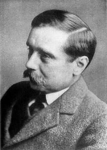 H G Wells 1922