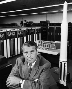 Model C-1 and von Braun