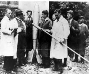 Repulsor Werhner von Braun