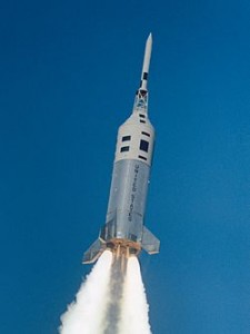 Little Joe II Liftoff 120864