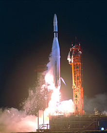 Mariner 1 Launch