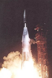 Mariner 2 Launch