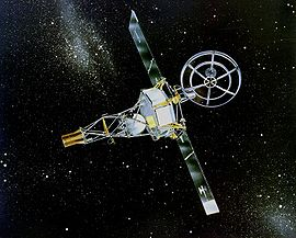 Mariner 2 Satellite
