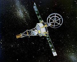 Mariner 2 Satellite