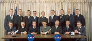 NASA Group 1 and 2