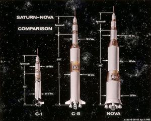 Nova Rocket Concept April 1962