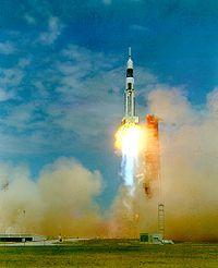 SA-7 Launch
