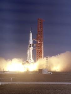 SA-9 Launch