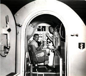 SAM Two-man Simulator
