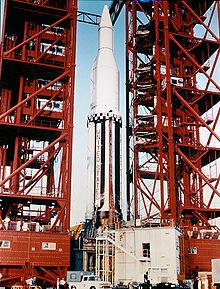 Saturn SA2 Launch Pad