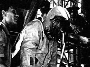 Vostok 3 Nikolayev at Launch Pad