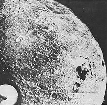 Zond 3 Lunar Photo