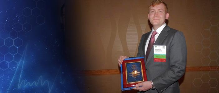 YIA 2017 winner John M. Suffredini, D.O.