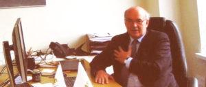 2017 Award Winner Dr. Rupert Gerzer
